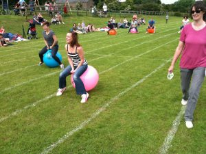 North Cowton sports day June 2014