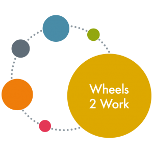 Wheels 2 Work Ring
